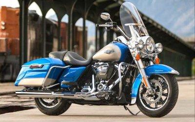 ВHarley-Davidson создали адаптивный круиз-контроль для мотоциклов