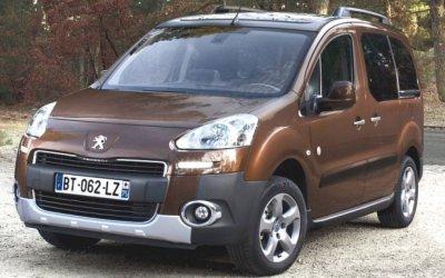 Россию покинули Peugeot Partner иCitroen Berlingo