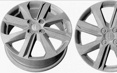 «АвтоВАЗ» запатентовал новые колёса