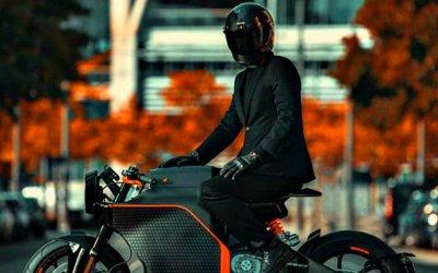 ВБельгии начались продажи нового электроцикла