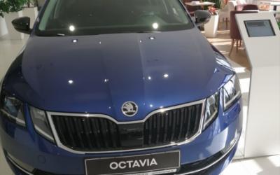 «Автопрага» установила специальные цены при покупке автомобилей SKODA в августе