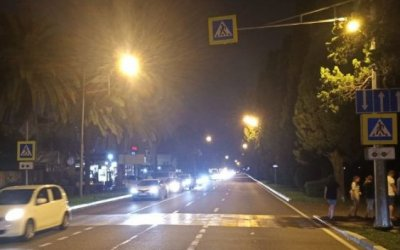 В Сочи водитель мопеда сбил ребенка и скрылся