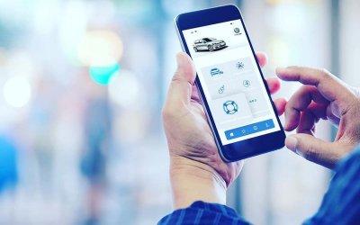 Мобильное приложение Volkswagen Сервис
