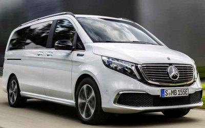 Mercedes-Benz начал производство электрического минивэна