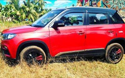 Suzuki Vitara Brezza получит новый мотор