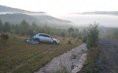 20-летний водитель погиб в ДТП в Тункинском районе Бурятии