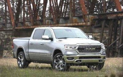 Начались продажи дизельного RAM 1500