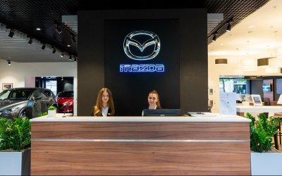 Автоцентр Mazda на Таганке: Давайте знакомиться!