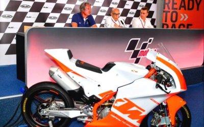 ВKTM разработали байк для европейских гонок