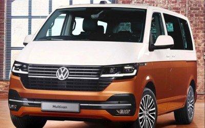 ВРоссии объявлен отзыв Volkswagen Muitivan