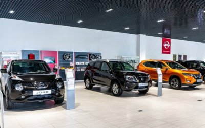 Автомобили NISSAN – навстречу будущему