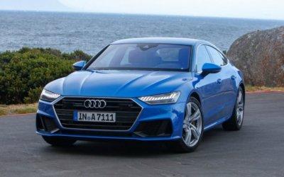 Audi Авилон начинает прием заказов на новую модификацию Audi A7 Sportback 45 TFSI quattro