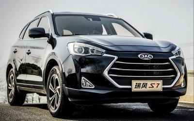 JAC привезёт в Россию две новые модели