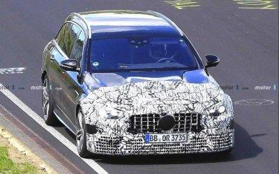 Обновлён универсал Mercedes-AMG E63