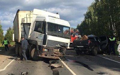 Водитель иномарки погиб в ДТП в Слободском районе