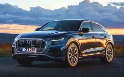 Audi тестирует свой самый мощный кроссовер