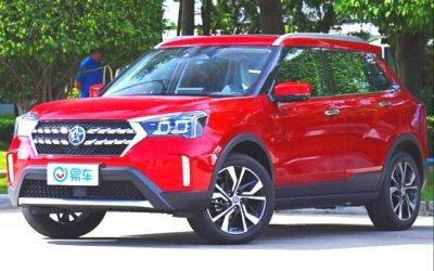 Nissan иDongfeng выпустили новый электрокроссовер