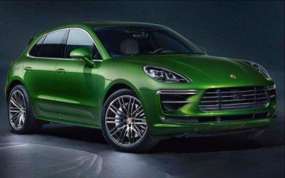 Российские дилеры Porsche начали принимать заказы нановый Macan