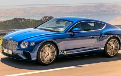 Bentley становится популярнее в России