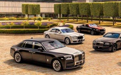 Rolls-Royce увеличил российские продажи