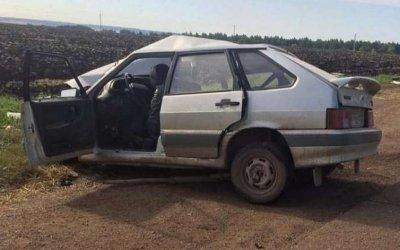 25-летняя женщина погибла в ДТП в Башкирии