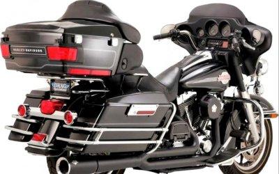 Harley-Davidson отзывает свои мотоциклы