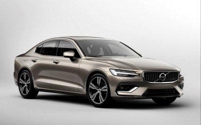 Volvo S60 стал гибридом