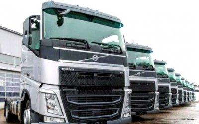 VolvoFH остаётся бестселлером среди грузовиков