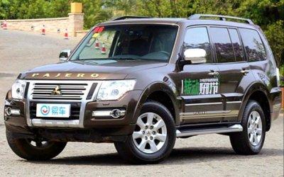 Mitsubishi Pajero получил бюджетную модификацию