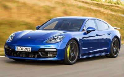 ВРоссии объявлен отзыв Porsche