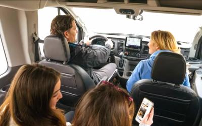 Как Ford бережёт нервы водителей