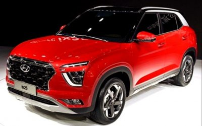 Новый Hyundai Creta появится всентябре