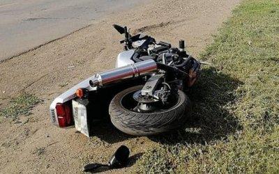 Мотоциклист пострадал в ДТП в Башкирии