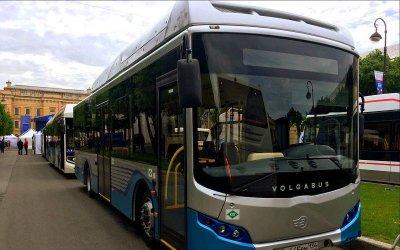 ВСанкт-Петербурге тестируются новые автобусы