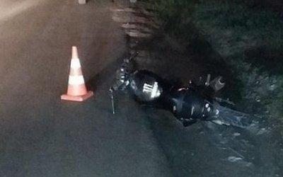 14-летняя пассажирка мотоцикла пострадала в ДТП в Краснодарском крае