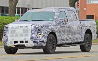 Ford F-150 получит новый мотор
