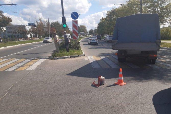 В Твери «Газель» сбила пешеходов (2)