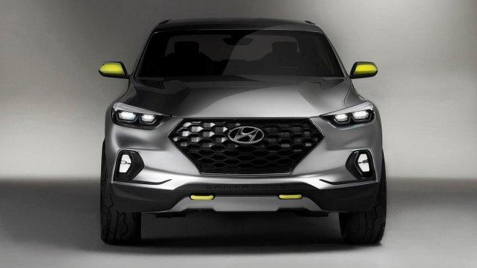 Hyundai Santa Cruz 2