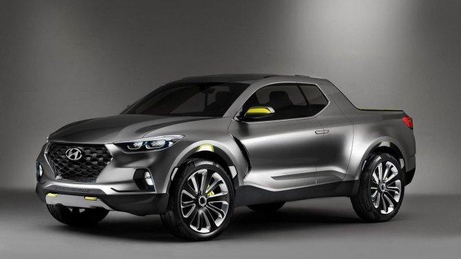 Hyundai Santa Cruz 3