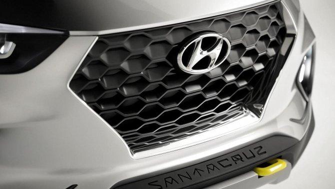 Hyundai Santa Cruz 6