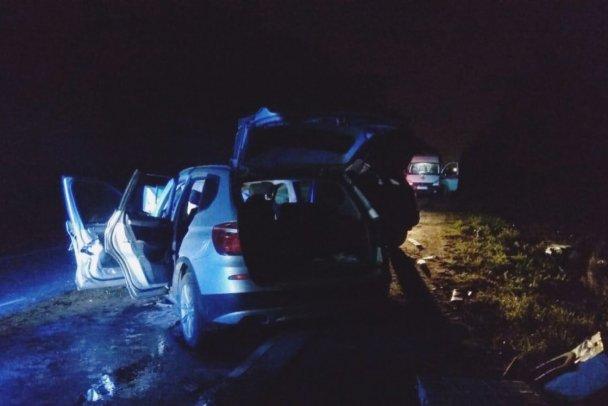 Три человека погибли в ДТП в Тосненском районе