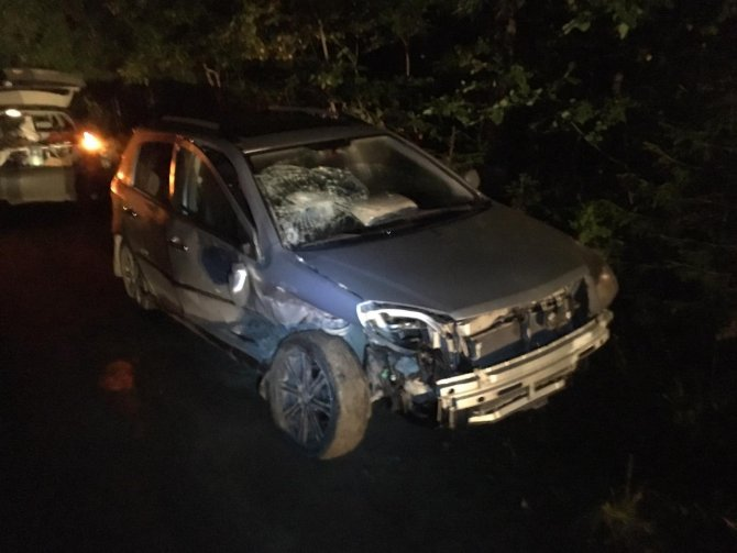 Пожилой водитель пострадал в ДТП в Карелии (1)