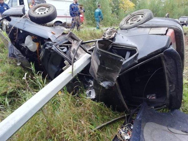 Два молодых человека погибли в ДТП в Марий Эл (1)