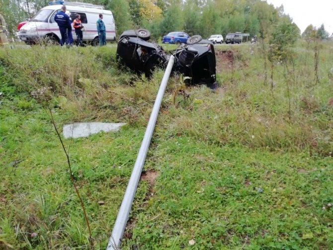 Два молодых человека погибли в ДТП в Марий Эл (2)