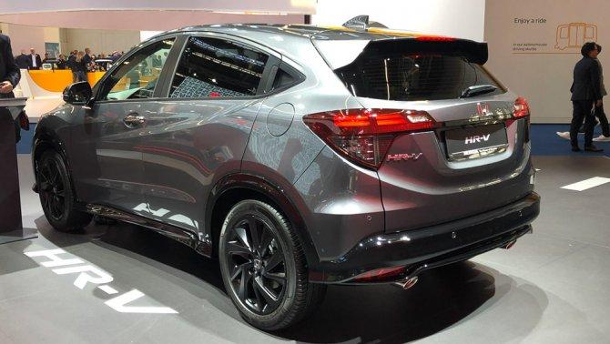хонда 2