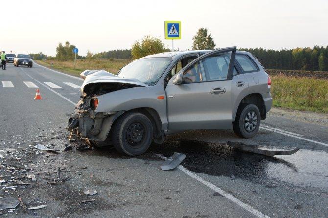 Женщина погибла в ДТП под Нижним Тагилом (2)