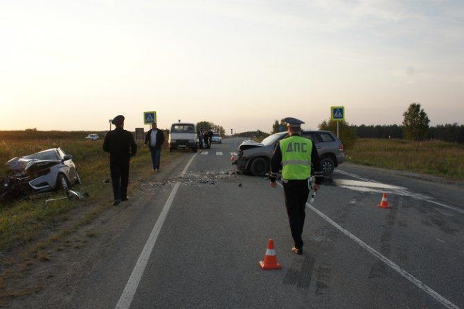 Женщина погибла в ДТП под Нижним Тагилом (1)