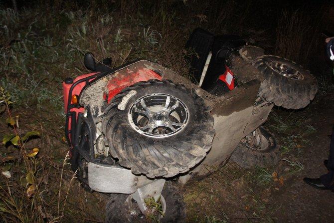 Водитель квадроцикла погиб под нижним Тагилом (3)