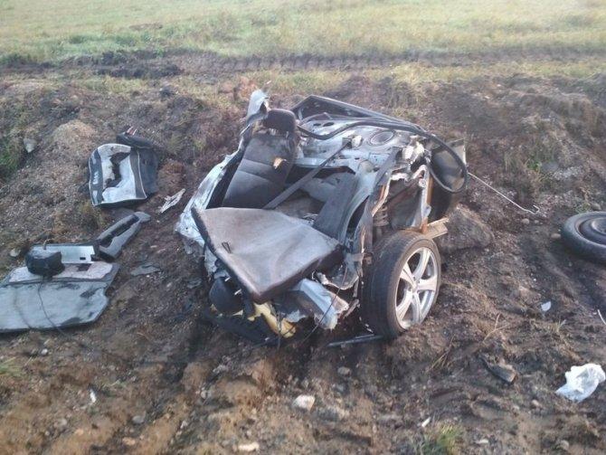 В ДТП в Усольском районе погиб водитель иномарки (1)