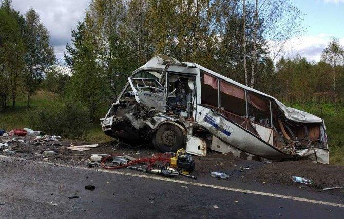 В ДТП в Ярославской области семеро погибли, 25 пострадали
